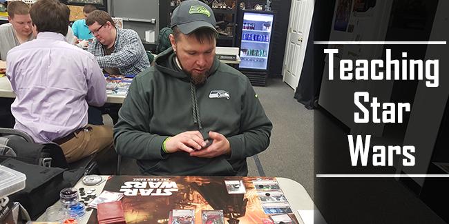 Teaching Star Wars Header